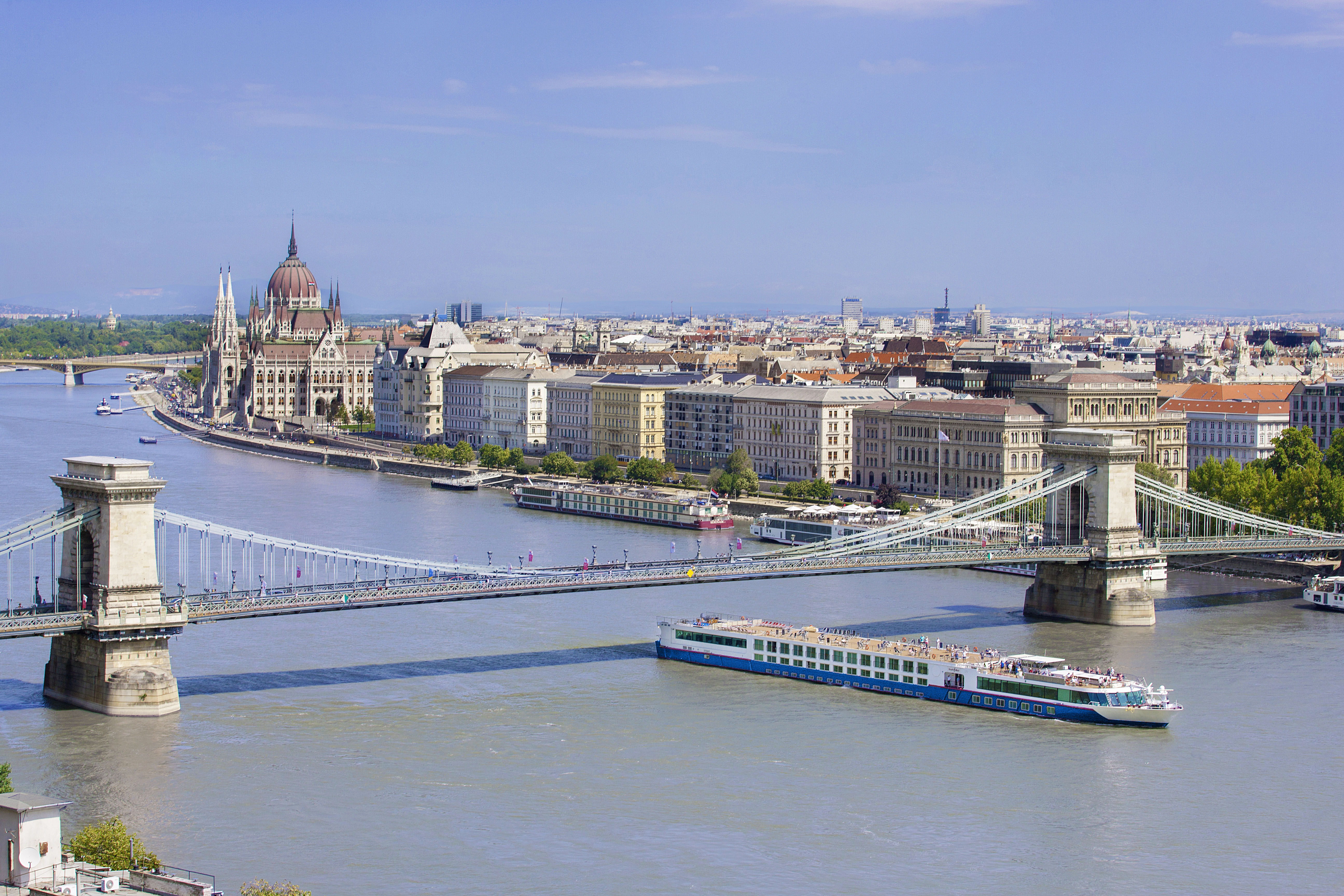 Johann Strauss Nehir Gemisi İle Ren & Main Nehirleri - Kurban Bayramı Özel Seferi